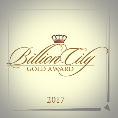 gold award billion city