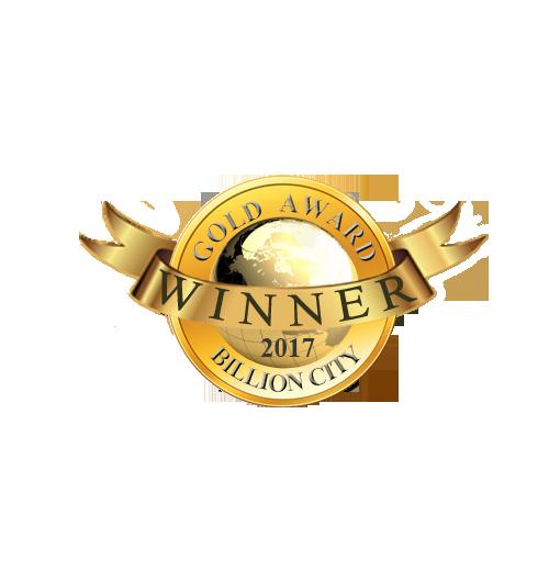 победитель gold award billion city