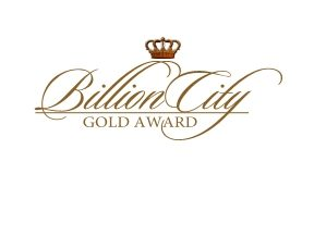 GOLD AWARD BILLION CITY С КОРОНОЙ