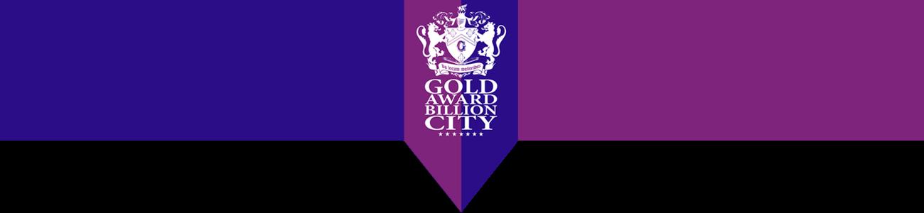 Gold Award Billion City